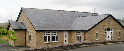 Photograph of Greenhaugh First School